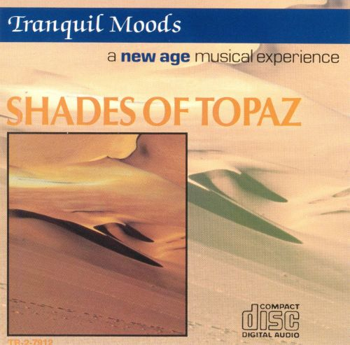 Tranquil Moods: Shades of Topaz
