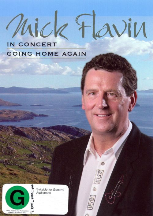 In Concert & Going Home Again [DVD]