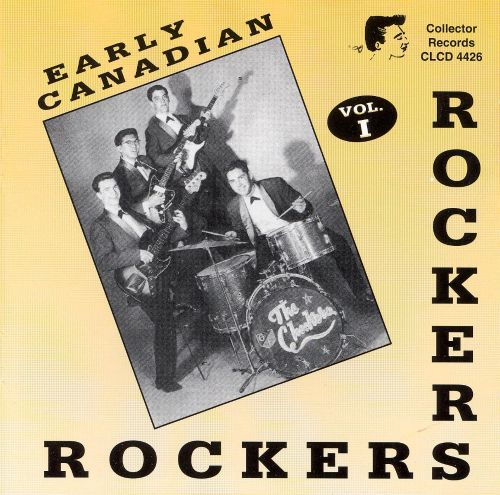 Early Canadian Rockers, Vol. 1