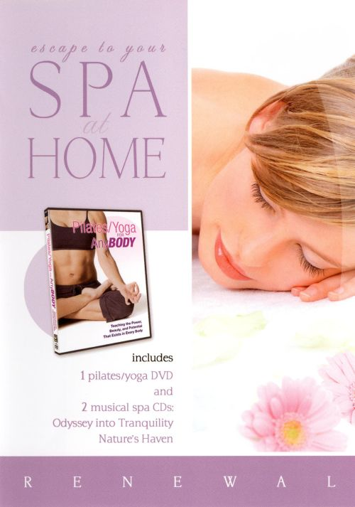 Spa At Home [DVD/CD]