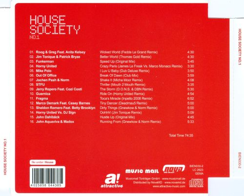 House Society No. 1