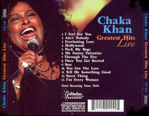 Greatest Hits Live Greatest Hits Live