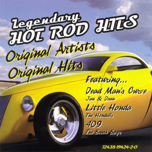 Legendary Hot Rod Hits, Vol. 1