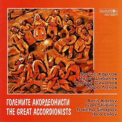 The Great Accordionists