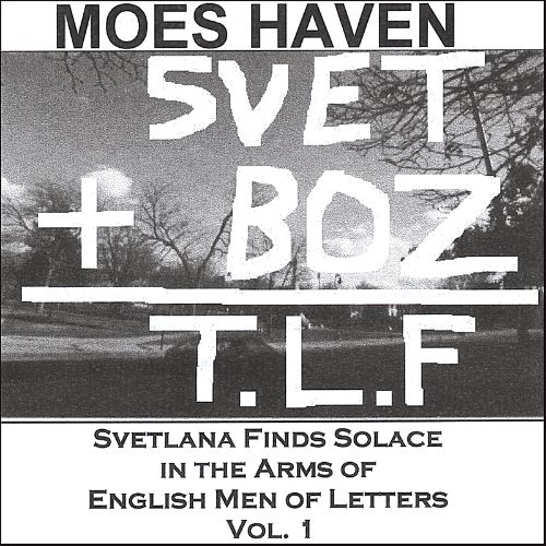 Svetlana Finds Solace in the Arms of English Men of Letters, Vol. 1