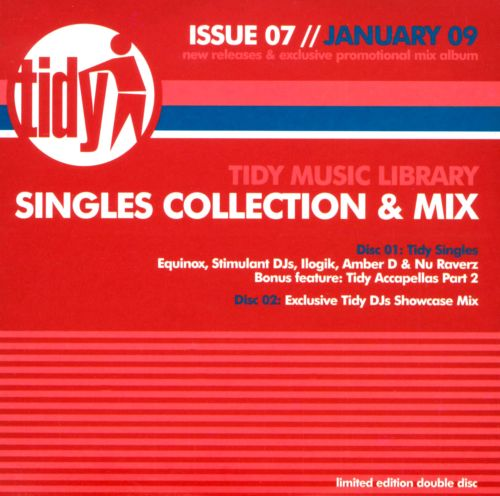 Tidy Music Library, Issue 7 January 09