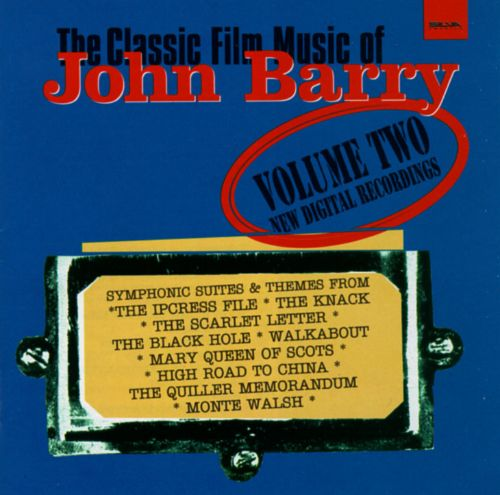 Classic Film Music of John Barry, Vol. 2