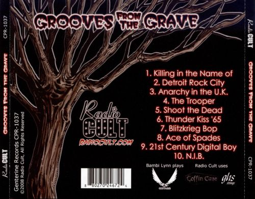 Grooves from the Grave