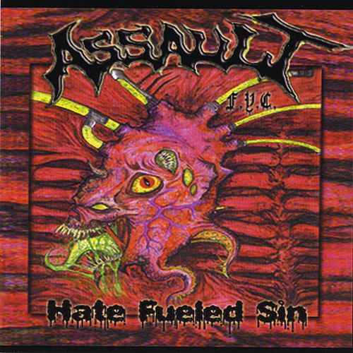 Hate Fueled Sin