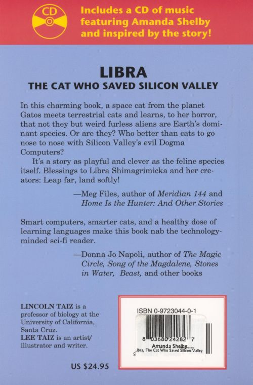 Libra: The Cat Who Saved Silicon Valley