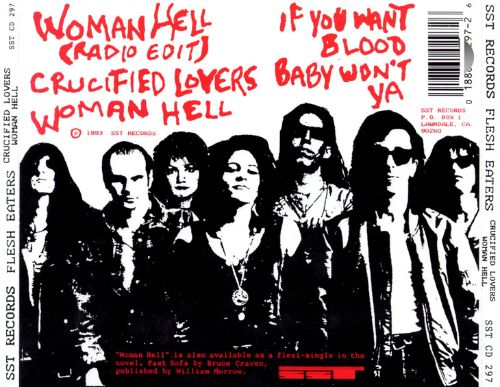 Crucified Lovers in Woman Hell