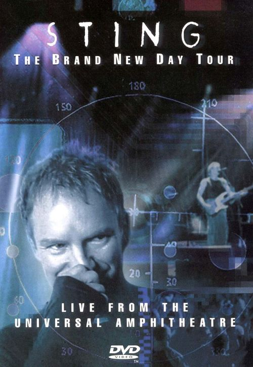 The Brand New Day Tour: Live at the Universal Amp [Video]