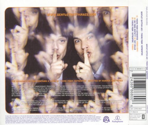 Theme from Gutbuster [CD #2]