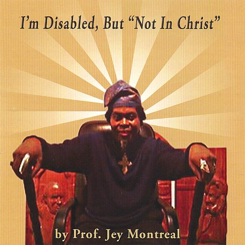 I'm Disabled But