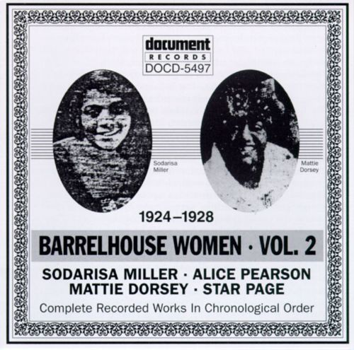 Barrelhouse Women, Vol. 2 (1924-1928)