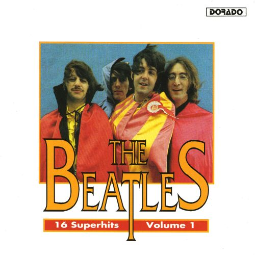 The Beatles: 16 Superhits, Vol. 1