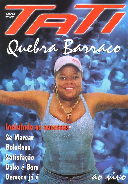 Quebra Barraco: Ao Vivo [DVD]