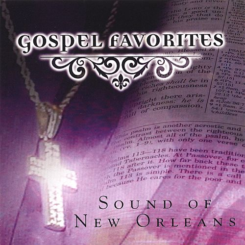 Sound of New Orleans: Gospel Favorites