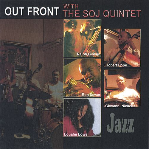 Out Front with the Soj Quintet