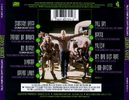 Tales From The Crypt Demon Knight Original Soundtrack Original