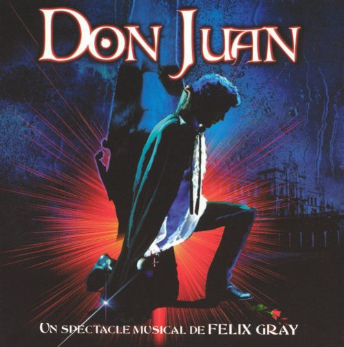 Don Juan Music Hall Show: Felix Gray