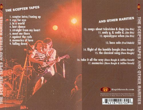The Scepter Tapes And Other Rarities