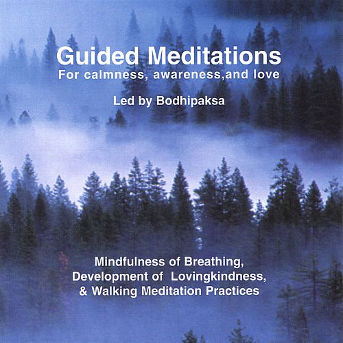 Guided Meditations: For Calmness, Awareness, And Love