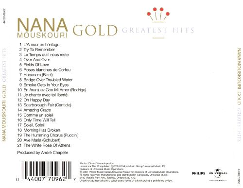 Gold: Greatest Hits