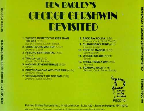 George Gershwin Revisited