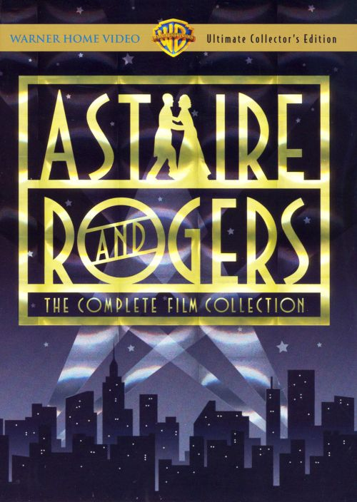 Astaire and Rogers: The Complete Collection [DVD/CD]