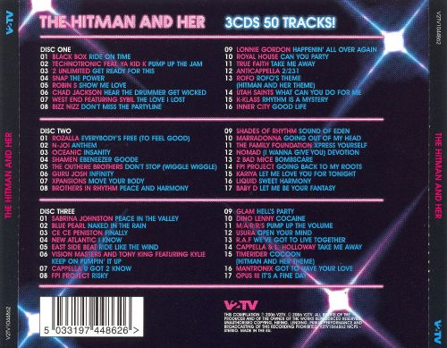 Hitman & Her - Hitman & Her | Songs, Reviews, Credits | AllMusic