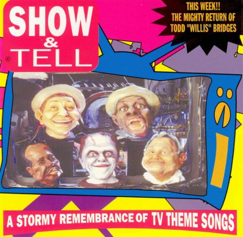 Show & Tell: A Stormy Remembrance of TV Themes