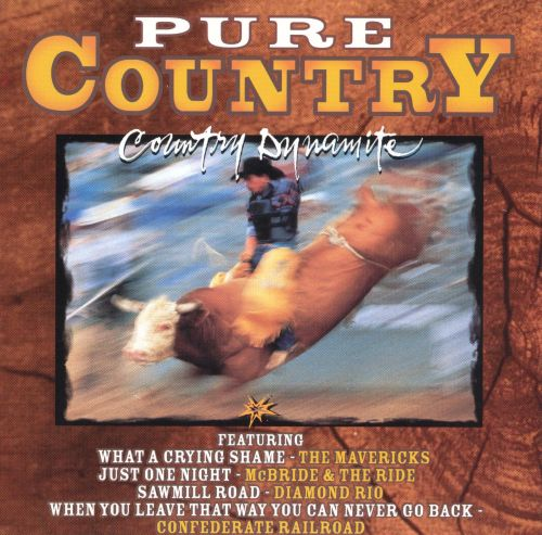 Pure Country: Country Dynamite [1995]