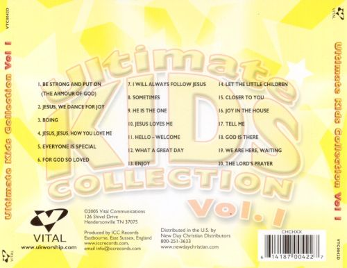 Ultimate Kids Collection, Vol. 1