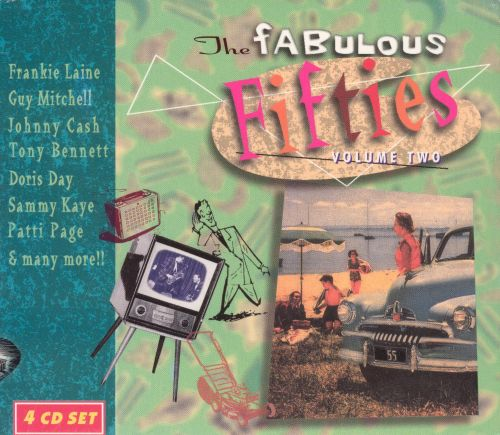 Fabulous Fifties, Vol. 2 [WEA Box Set]
