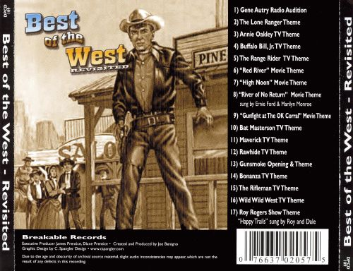 Best of the West: Revisited