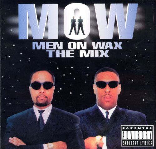 Men on Wax the Mix