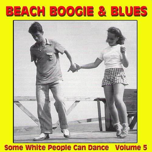 Beach Boogie & Blues (Some White People Can Dance), Vol. 5