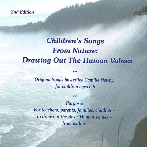 Children's Songs from Nature: Drawing out the Human Values