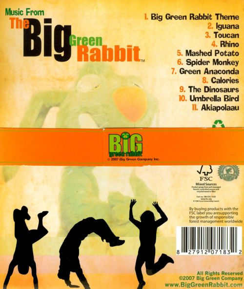 Music from the Big Green Rabbit