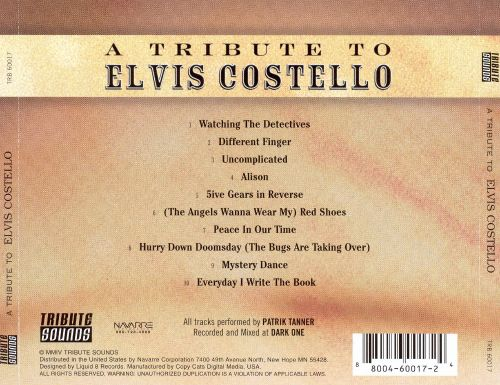 A Tribute to Elvis Costello
