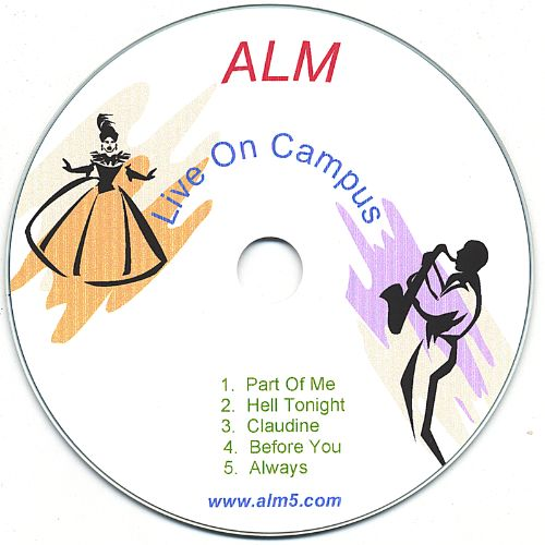 Alm: Live on Campus
