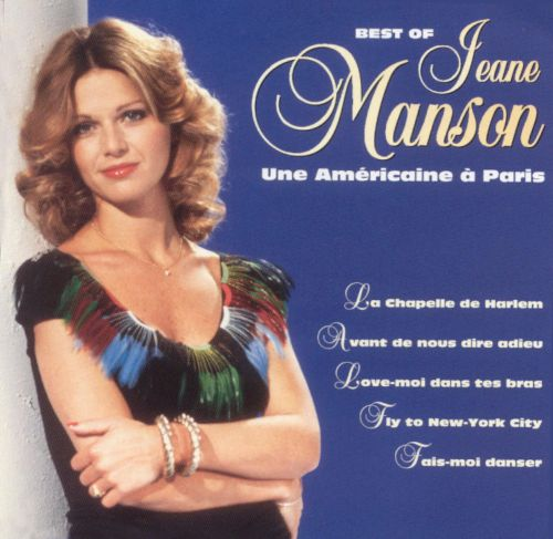 Best of Jeane Manson: Une Americaine a Paris