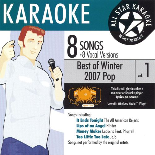 Karaoke: Best of Winter Pop Multiplex