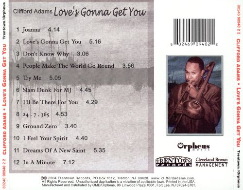 Love's Gonna Get You