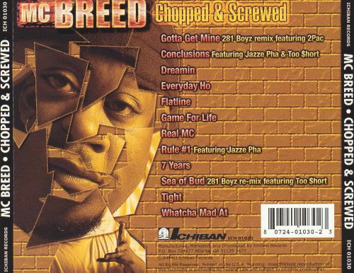Chopped and Screwed