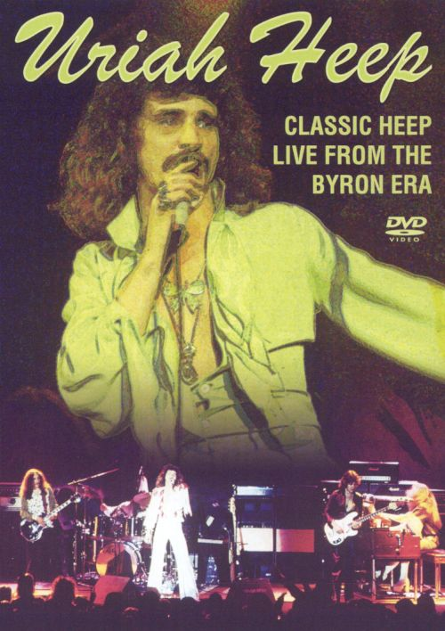Classic Heep Live from the Byron Era [DVD]