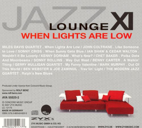 Jazz Lounge, Vol. 11