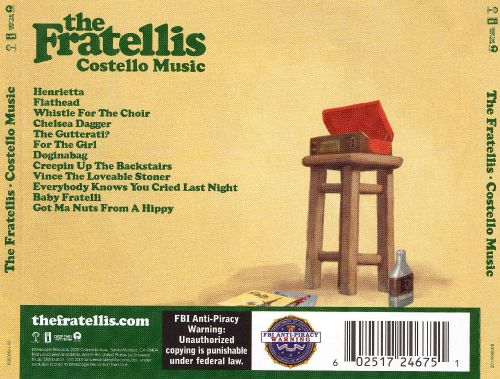 Costello Music