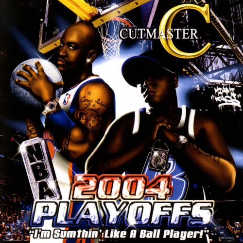 2004 Playoffs: I Sumthin' Like a Ball Player!